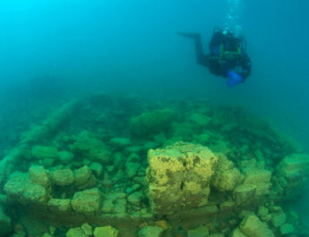 UNDERWATER SECRETS AND UNDISCLOSED MYSTERIES OF ISSYK-KUL. July-August 2020