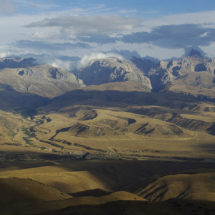 Western Tien-Shan is included in the UNESCO World Heritage List