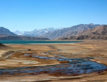 Entomological expedition to the Pamir (Tajikistan), August, 2021
