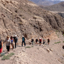 """Photos from the geological tour """"Geology of Tien-Shan"""", 2019"""