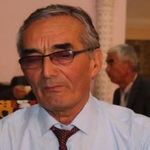 Dr. Yunus Mamadzhanov