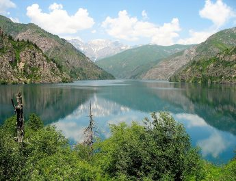 "Art travel ""Tien-Shan is World Natural Heritage"""